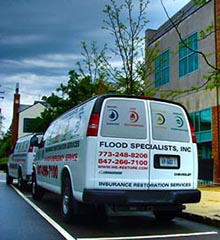 Chicago's water damage specialists for 20 years